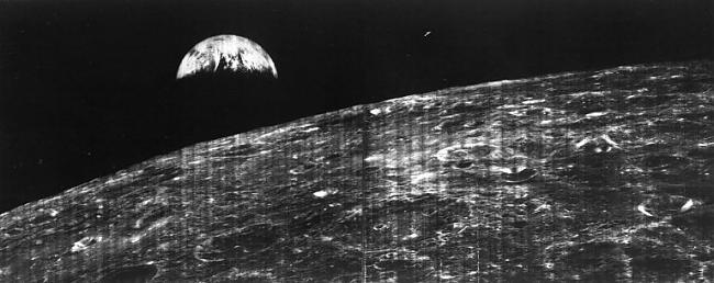 Pirmie satelīti tomēr spēja... Autors: Moonwalker Episkās Zemes bildes no kosmosa