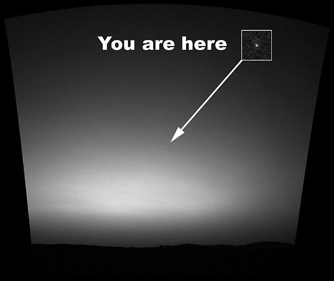 Marss ir viena no tām planētām... Autors: Moonwalker Episkās Zemes bildes no kosmosa