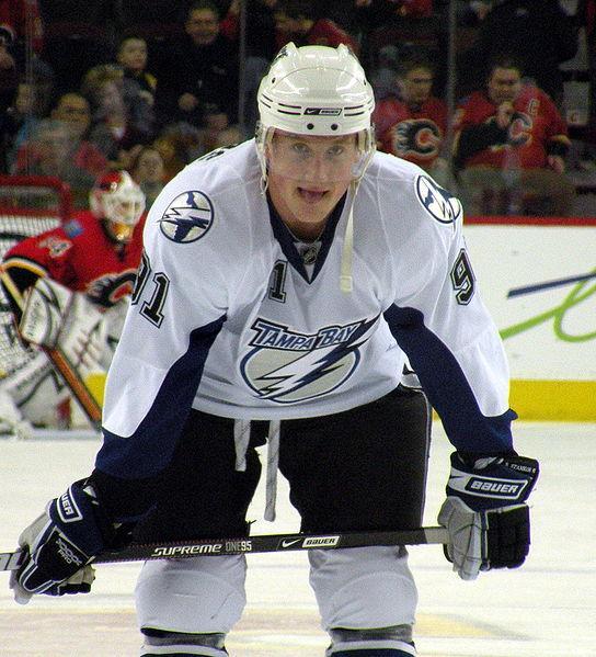 Savu pirmo spēli Tampa Bejas... Autors: stammer NHL Superzvaigzne - Stīvens Stamkoss