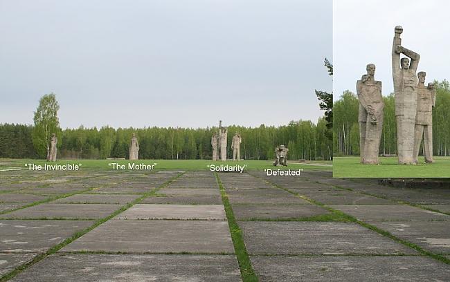 Pēc kara Padomju vara atstāja... Autors: Kasdankis Kurtenhofa