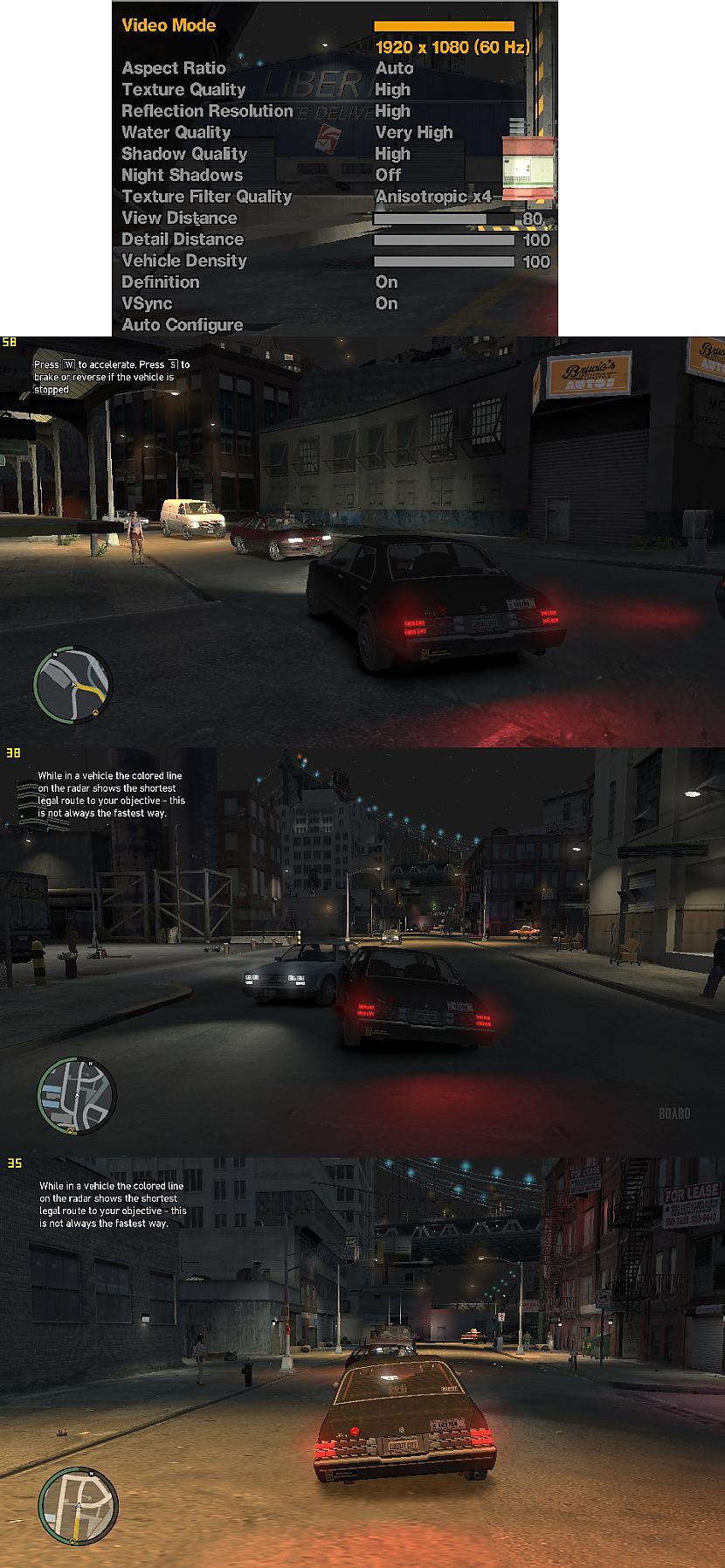 Grand Theft Auto IV Viena no... Autors: BoyMan Tests: geimeru dators par 400Ls?