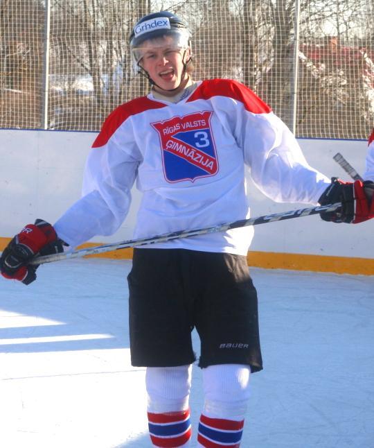 Rodrigo Ābols Autors: Hokeja Blogs Bauer Selects Latvia White 1996