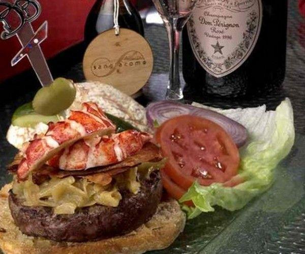 Nosaukums Kobe Beef and Maine... Autors: Fosilija Dārgāko burgeru TOP 10