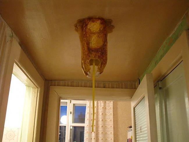 Autors: Ragnars Lodbroks Pārsteidzoša Half-Life griestu lampa...