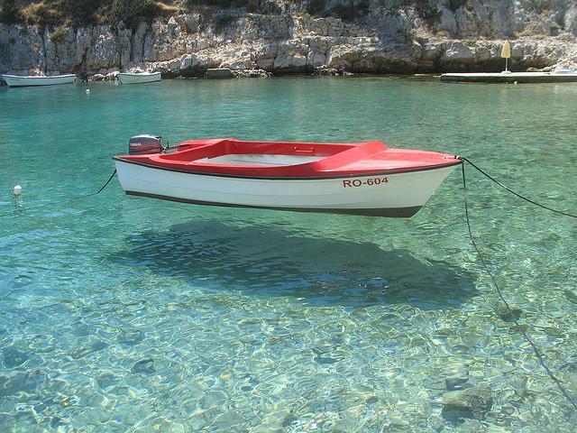 Scaronolta Horvātija... Autors: Treiseris 15 labākās Eiropas salas