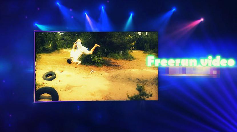 Autors: ArthurCoolboy Latvia! Freerunning - 50sek Intro Video.HD Quality