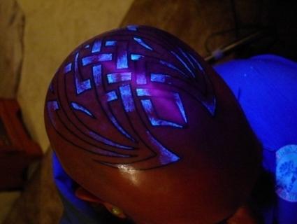 Tie ir tetovējumi kururs... Autors: BezzeeCepums UV tetovējumi.