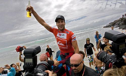 Joel Parkinson Austrālija... Autors: whosays Best Male Surfers 2012
