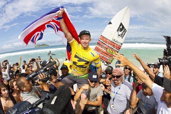 John John Florence ASV Iesauka... Autors: whosays Best Male Surfers 2012