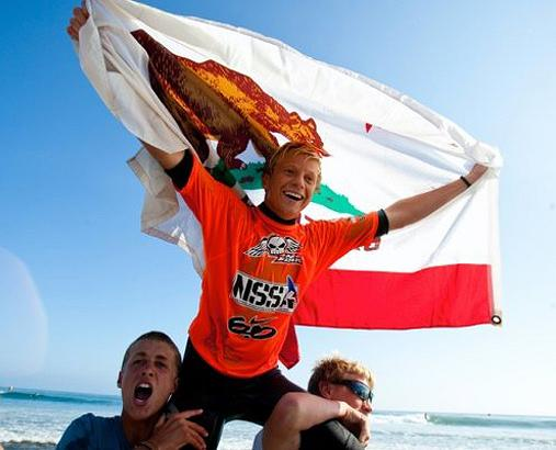 Kolohe Andino ASV Iesauka... Autors: whosays Best Male Surfers 2012