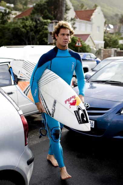 Jordy Smith Āfrika  Iesauka J... Autors: whosays Best Male Surfers 2012
