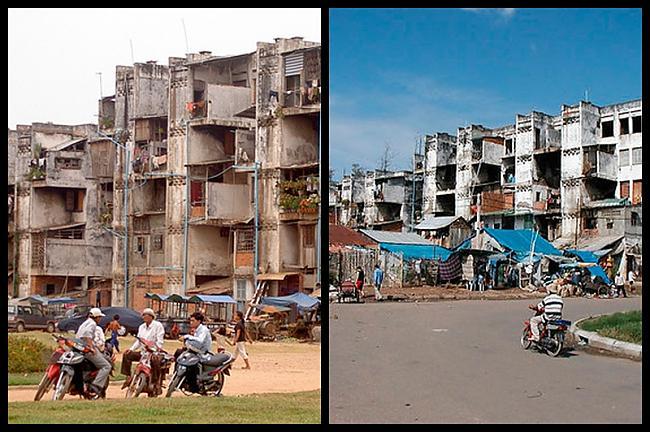 Basakas apartamenti Kambodža... Autors: Treiseris 10 vietas, kur Tu negribētu dzīvot
