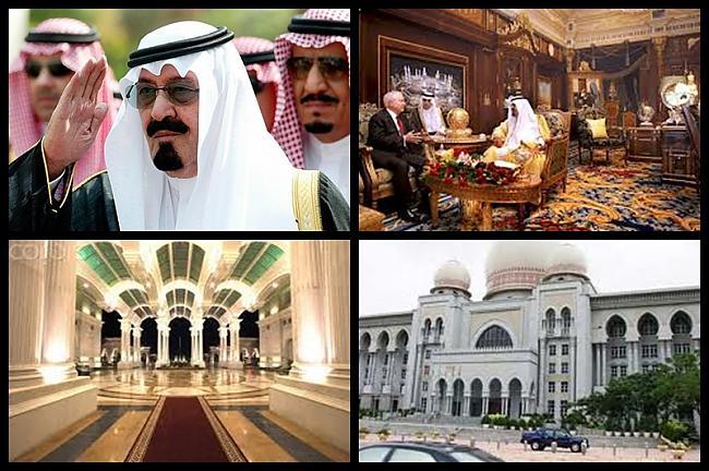 Abduls Bin Abdulazizs Al Saūds... Autors: Treiseris Karaļi un viņu pilis 1.daļa