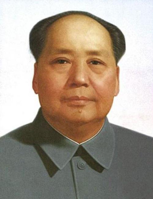 Mao Czeduns  pēckara Ķīnas... Autors: BrĀLis scorpion1 Pasaules tirānu top-20