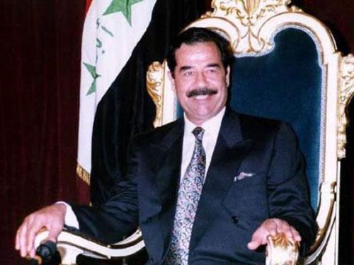Saddams Huseins  no 1979  2003... Autors: BrĀLis scorpion1 Pasaules tirānu top-20