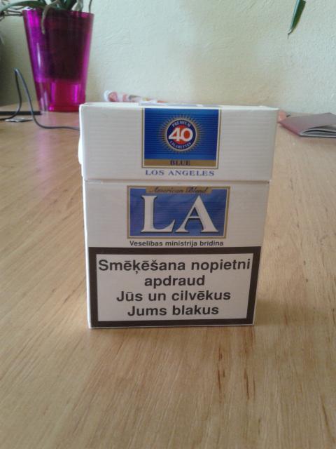 40 cigarescaronu iepakojums Autors: Khii Kur tas laiks...