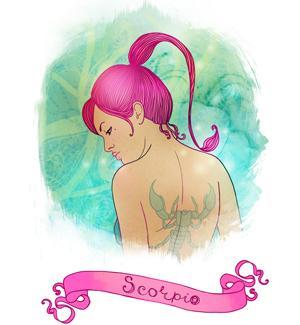 SKORPIONSTava devīze... Autors: Fosilija Stila apraksts pēc zodiaka zīmes.