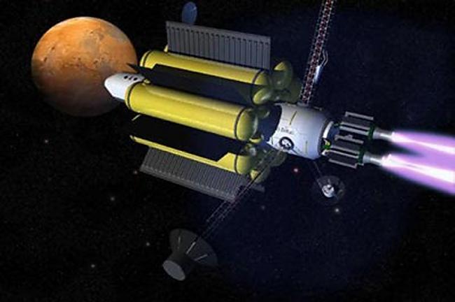 scaronobrīd tiek strādāts pie... Autors: sprote7 Visuma fakti - MARSS
