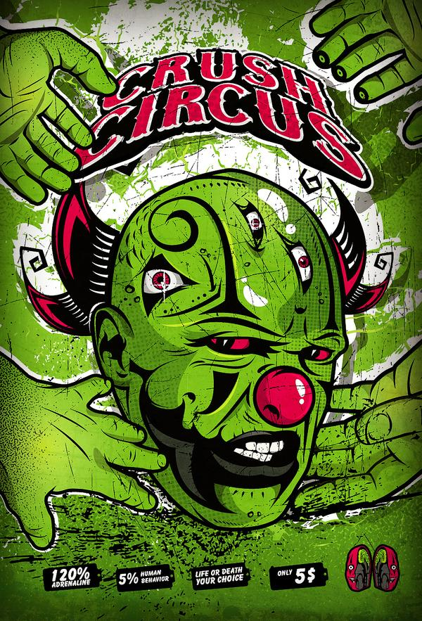 Autors: Emogay Posters by Michal Bialogrzywy.