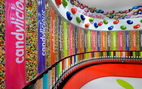 Autors: Fosilija Pasaules labākie konfekšu veikali