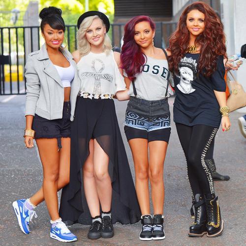 Sheit grupa LITTLE MIX Autors: Emerdeja Outfits For Girls 2