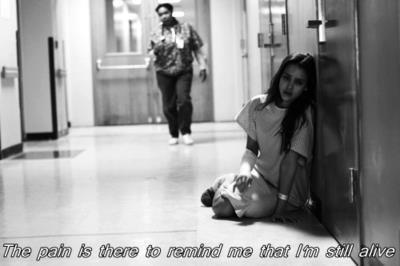Ja nebūtu sāpju es nemaz... Autors: BellisimaChica end