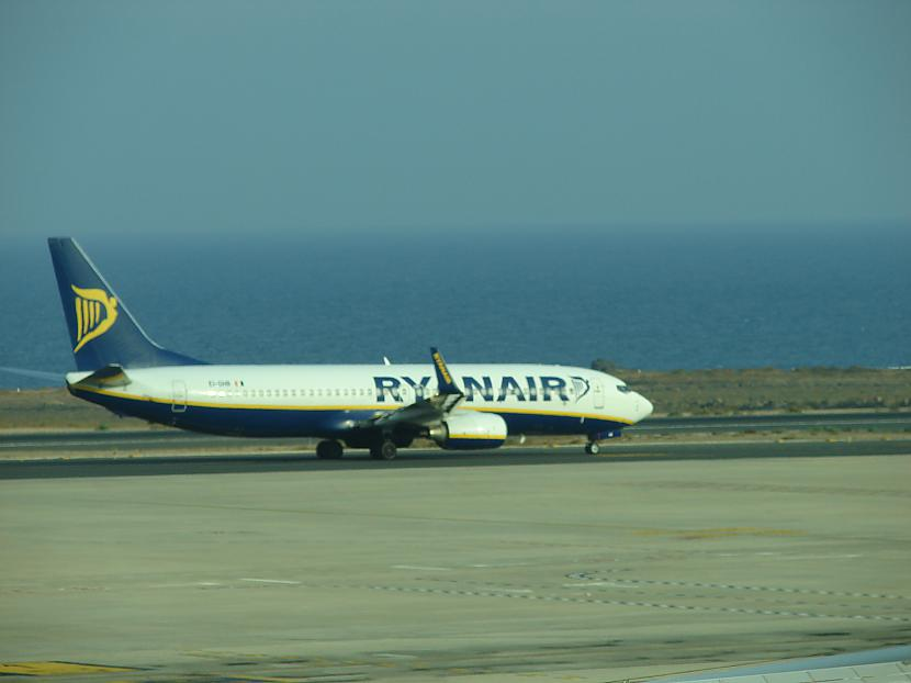 nbspUn te sākās strauja... Autors: Latišs Ceļojums uz paradīzi - Fuerteventura