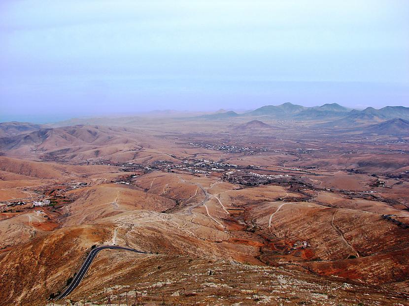 nbspAr ceļu tikām galā... Autors: Latišs Ceļojums uz paradīzi - Fuerteventura