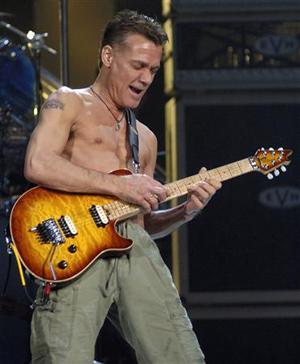 3Van HalenEdijs Van Halens... Autors: jankelliitis Top 10 leģendārie ģitāristi
