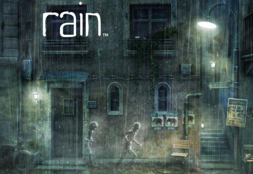 Autors: olluhs Sony apstiprina jaunu, ekskluzīvu spēli - Rain