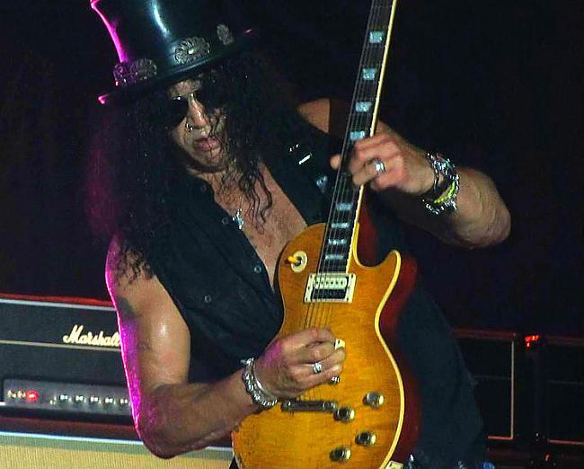 Seuls Hadsons jeb Slash2009... Autors: jankelliitis Guns N' Roses