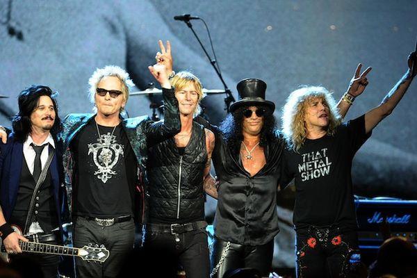2012 gadā grupa tika uzņemta... Autors: jankelliitis Guns N' Roses