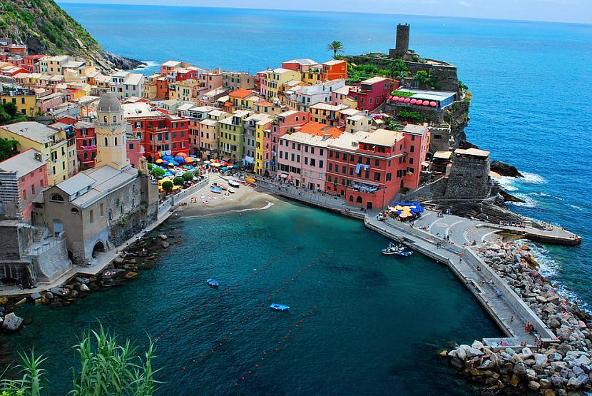 Itālijanbsp Autors: sabaa310 10 no skaistākajām vietām uz zemes