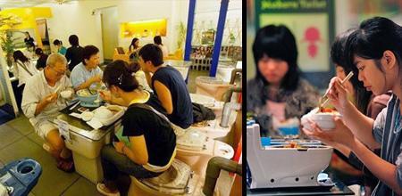 Toilet Restaurant in... Autors: Fosilija 10 Interesantākie restorāni Pasaulē =)
