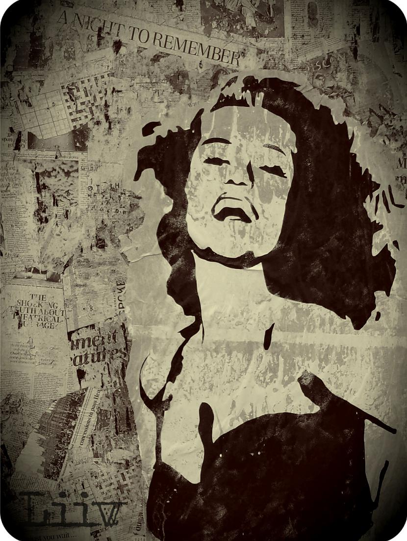 Rita Hayworth Autors: kyosk LiivArt