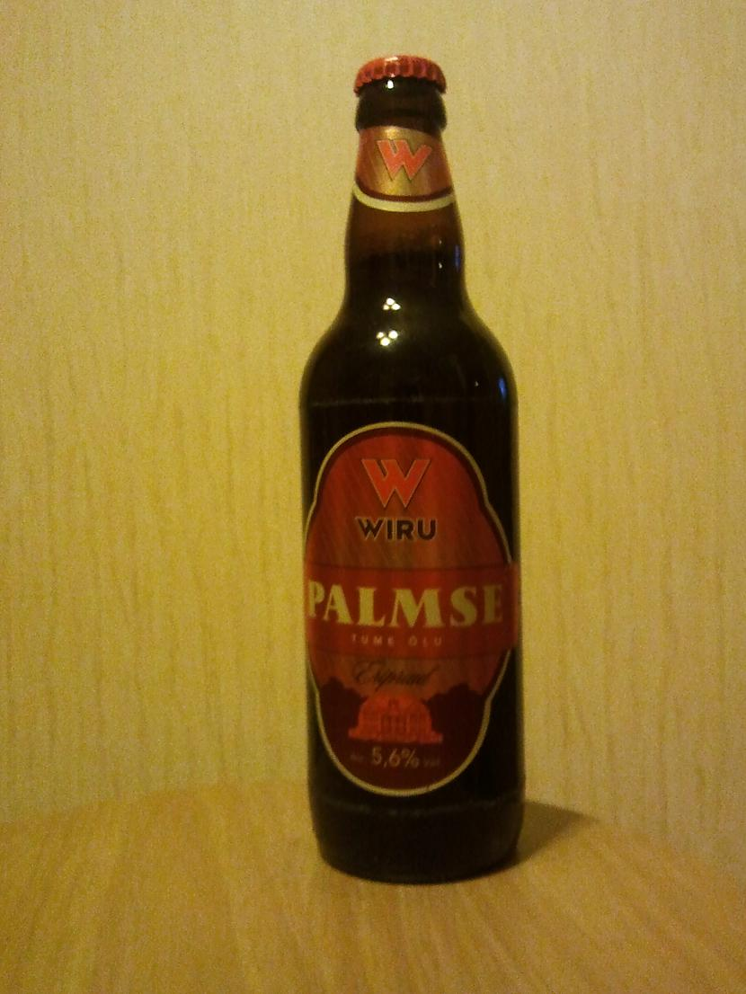 PALMSE  WIRU alus pēc mūsu... Autors: Ch1ck Alus no Igaunijas