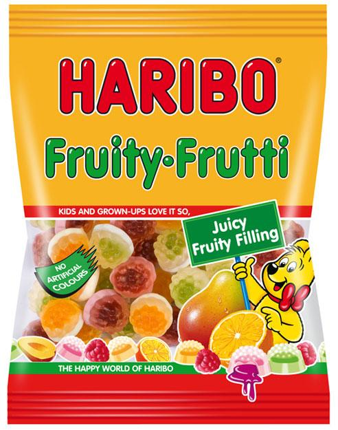Haribo Fruity Frutti Autors: CaptainMorgan21 Jaunās HARIBO končas