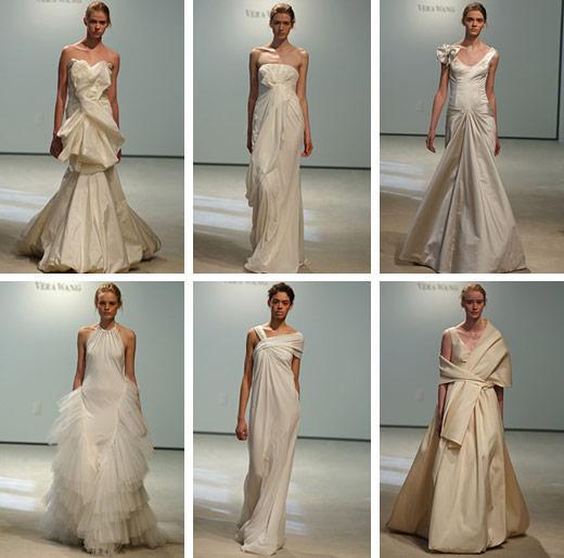 Veras Wangas kāzu kleitu... Autors: Fosilija Apģērbu Dizaineri ( 1.daļa)