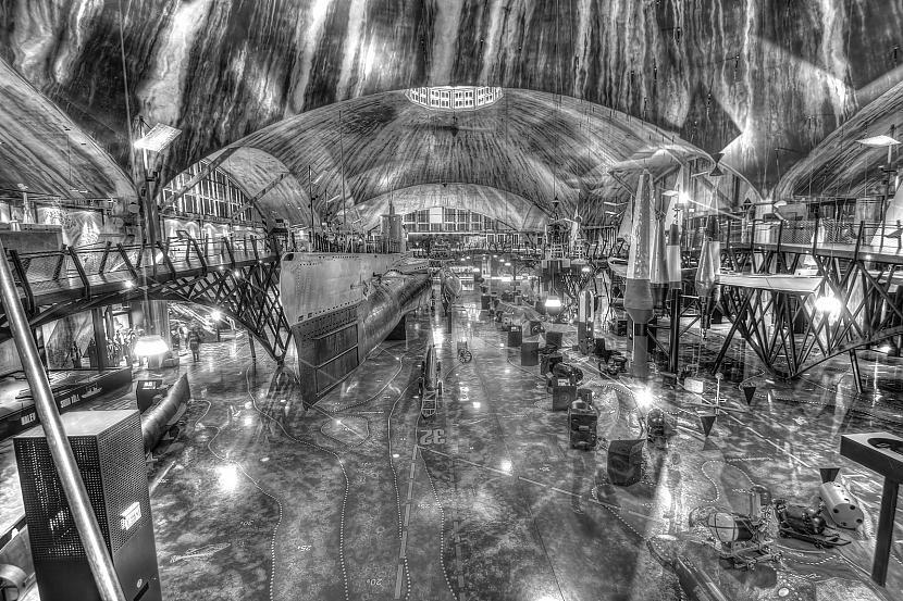 Autors: MarkoPollo HDR foto attēli no Tallinas Hidroplānu muzeja...