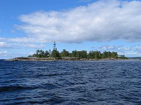 nbspCits noslēpumains... Autors: kitijaaa13 Oņegas ezera dīvainā sala