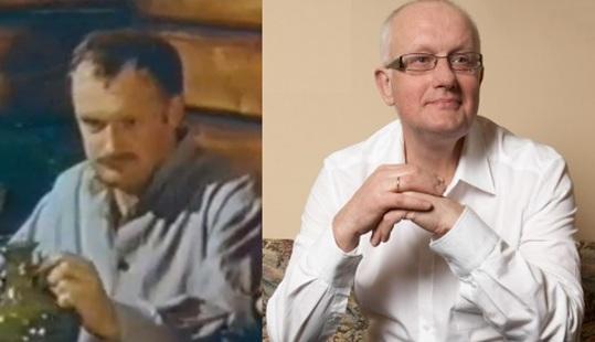 Tēvs jeb Jānis... Autors: Zanduchii Toreiz un tagad latviešu mākslas filma Cylvāka bārns