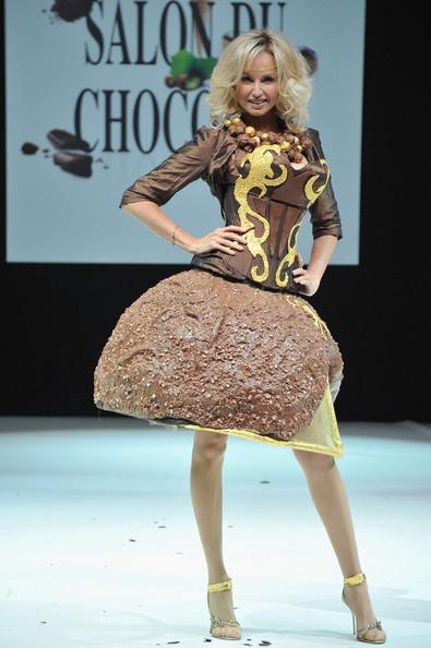 nbspTopmodele no Slovākijas... Autors: Maus Šokolādes izstāde Francijā 2012