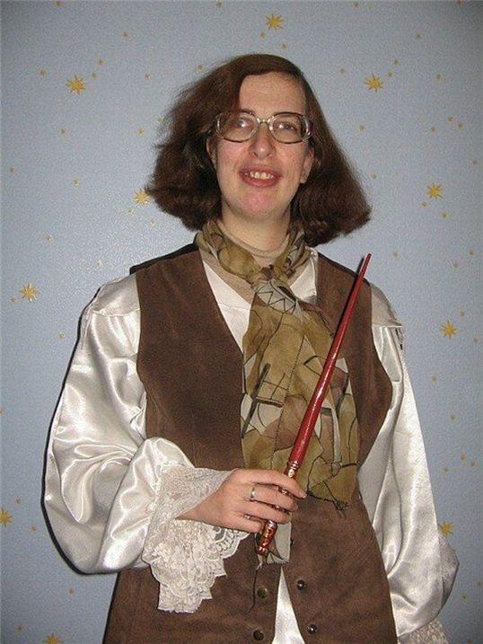 izskatās ka kāds ir viņu... Autors: ORGAZMO Harrija Pottera fanu vakars. :D :D