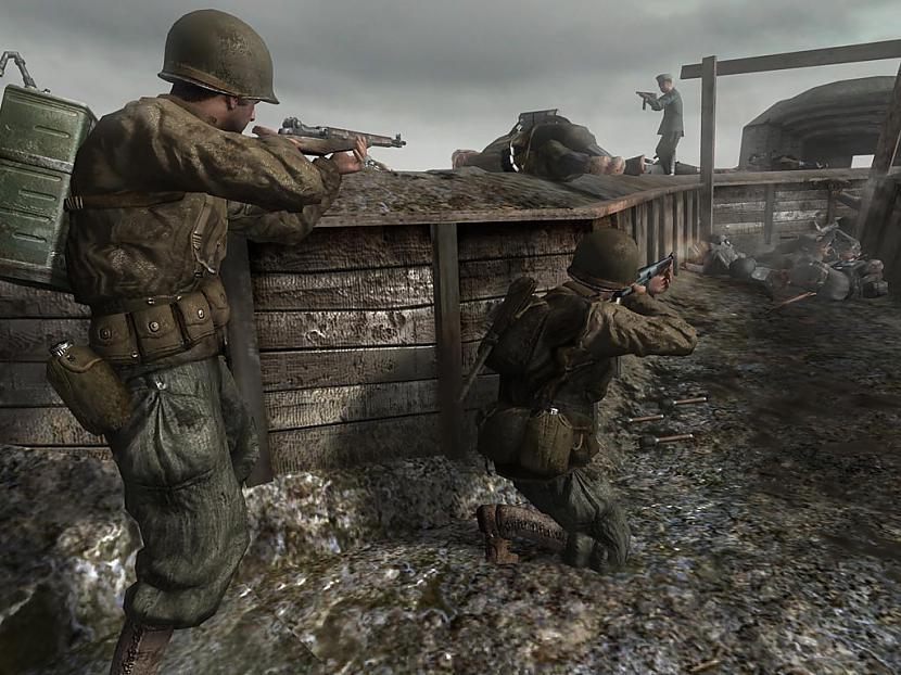 Veci vīri piesaka karu bet... Autors: diedelnieks123 Labākie Call of Duty citāti