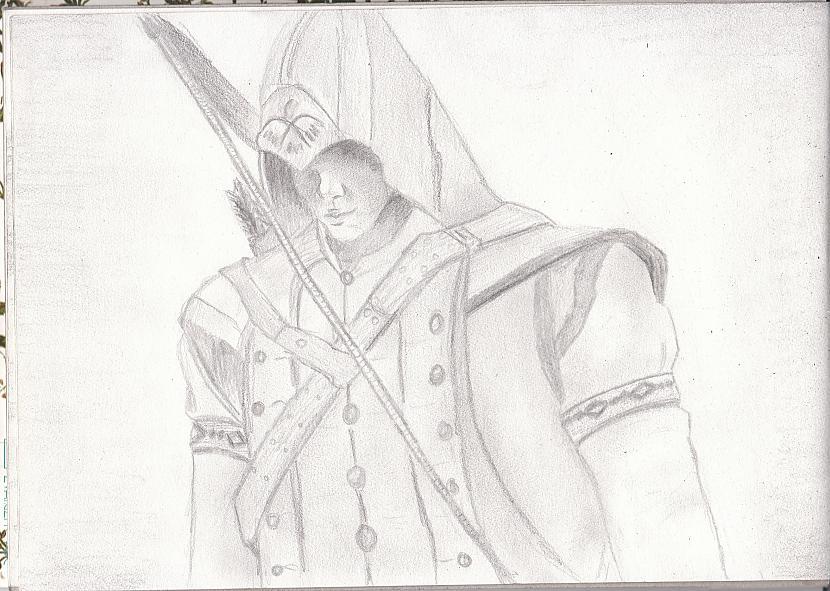 Vēl jo projām Ezio Autors: katnix Mani zīmējumi....2