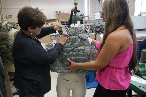 Armijas bruņutērps... Autors: R1DZ1N1EKS 2012.gada interesantākie izgudrojumi.