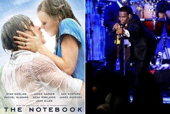 R Kelly Autors: TRAYRON Filmas, kas slavenībām liek raudāt