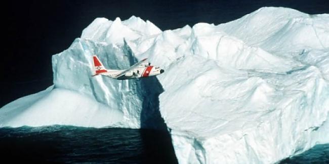 quotFotogrāfijā redzams masīvs... Autors: BrĀLis scorpion1 Aisbergs, ar ko sadūrās Titāniks!