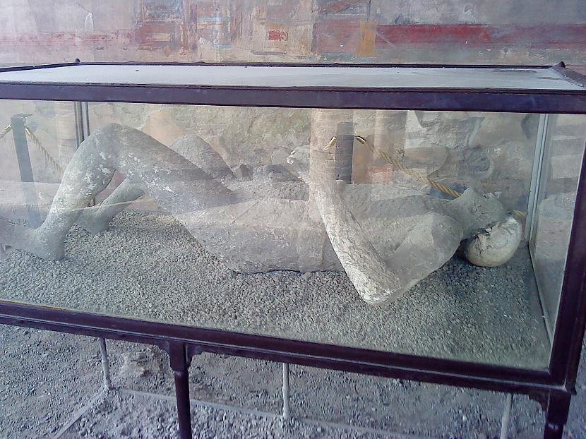 Daži nelaimīgie kuri... Autors: diedelnieks123 Pompejas ekskursija