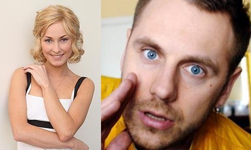 Aktrise Kristīne Nevarauska 31... Autors: yellowgirl Vai atceraties šādus pārus?